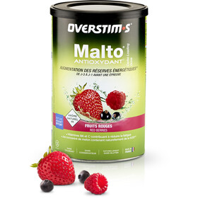 OVERSTIM.s Antioxidant Malto Drink 500g, Red Berries